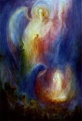 Geboorte Christus, David Newbatt