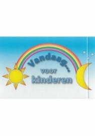 Vandaag... kaarten voor kinderen, D. Nijssen