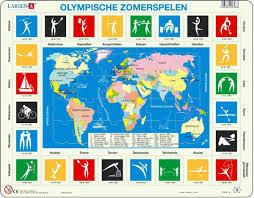 Puzzel Olympische zomerspelen