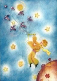 De kleine prins vliegt, Franziska Sertori-Kopp