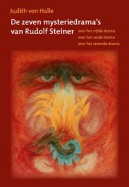 De zeven mysteriedrama's van Rudolf Steiner / Judith von Halle