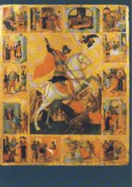 St. Georg I, Griekse ikoon
