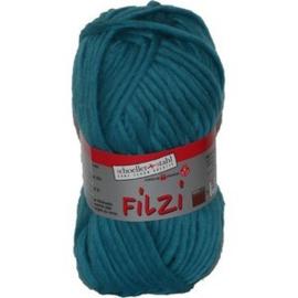Filzi 100% viltwol 50 gram / bol kleur 032 turquoise