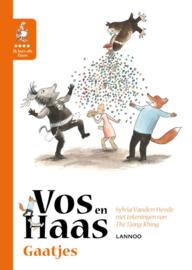 Vos en Haas Gaatjes / Sylvia Vanden Heede