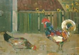 Kip en haan, Rudolf Bartels