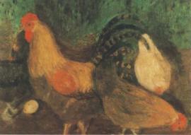 Kippen, Paula Modersohn-Becker