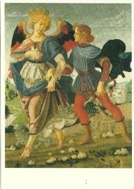 Tobias en de engel, A. de Verroccio