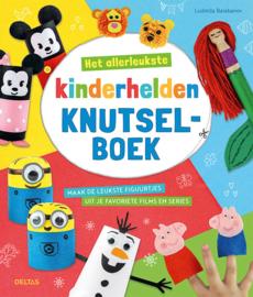 Het allerleukste kinderhelden knutselboek / Ludmilla Barabanov