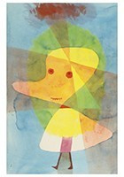 Kleine tuingeest, Paul Klee