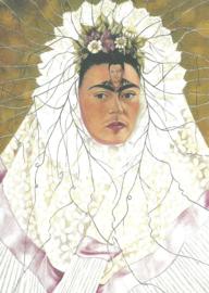Diego in mijn gedachten, Frida Kahlo