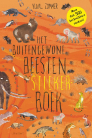 Het buitengewone beesten boek stickerboek / Yuval Zommer
