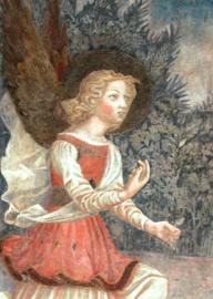 Verkondigingsengel, Dom van Siena