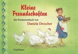 Kaartenmapje Kleine vriendschappen, Daniela Drescher