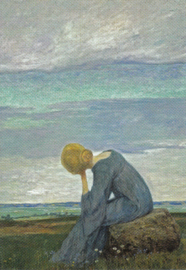 Verlangen, Heinrich Vogeler