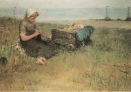 Zusjes in de duinen, Bernardus Johannes Blommers