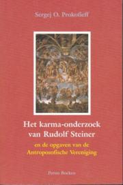 Het karma-onderzoek  / Sergej Prokofieff
