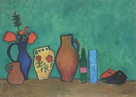Stilleven, Gabriele Münter