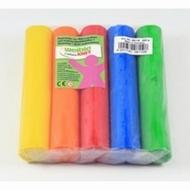 Kneedwas Weible 5 heldere kleuren 500 g