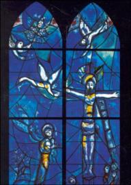 Dienaar van God Christus, Maria met kind, Marc Chagall