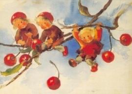 Kersenkinderen, Mili Weber