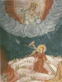 Lijdensweg van Christus (detail), Byzantijns
