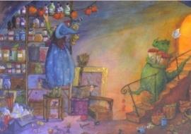 Merlinde, de kleine heks, Daniela Drescher
