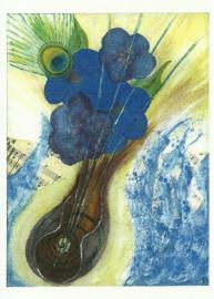 Viool à la Chagall, Annamiek Nuesink