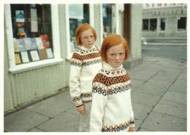 Meisjes uit Reykjavik, Ed van der Elsken