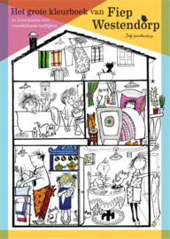 Het grote kleurboek van Fiep Westendorp / F. Westendorp