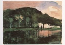 Aan de Amstel, Piet Mondriaan