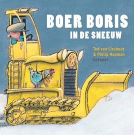 Boer Boris in de sneeuw / Ted van Lieshout