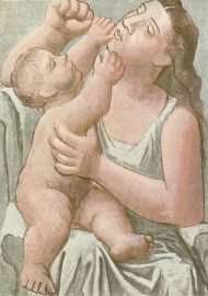 Moederschap, Pablo Picasso