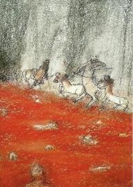 De bloedrivier, Juke Hudig