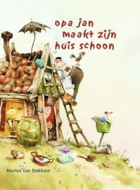 Opa Jan maakt zijn huis schoon / Marius van Dokkum