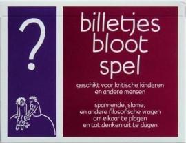 Billetjes Bloot Spel, Jan van Arkel