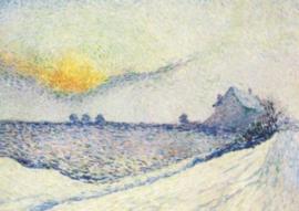 Winterzon, Henry van de Velde