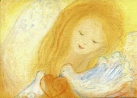Mei engel, maandkaart, Eriena Blaffert