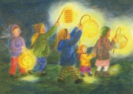 November, maandkaart Ilona Bock