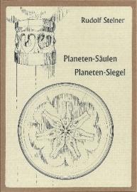 Planeten zegels, planeten zuilen, Rudolf Steiner
