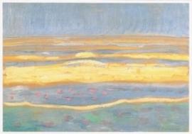 Zeegezicht, 1909, Piet Mondriaan