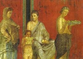 Romeins fresco
