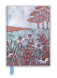 Janine Partington, Copper Foil Meadow, A Flame Tree Notebook