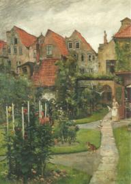 Stadstuin in Lübeck, Hermann Linde