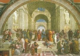 School van Athene, Rafaël