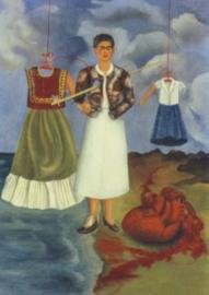 Recuerdo, Frida Kahlo
