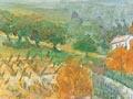 Wijnberg in de herfst, Christine Thomas