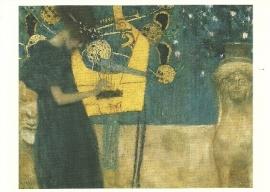 De muziek I, Gustav Klimt