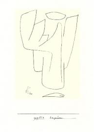 Engelachtig, Paul Klee