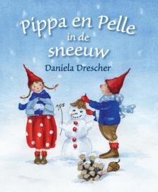 Pippa en Pelle in de sneeuw- Daniela Drescher
