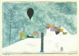 Winterschildering, Paul Klee